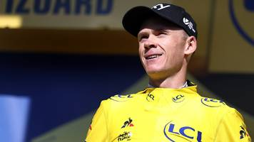 Tour de France champion Froome to race in Vuelta a Espana