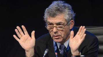 suspended spanish fa boss resigns as uefa and fifa vice-president