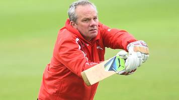 mick newell: nottinghamshire keen to give young players an opportunity