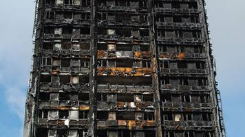 grenfell tower to be covered up