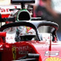 vettel joins in supporting 'halo'