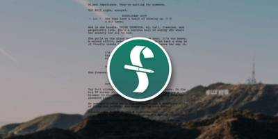 scriptwriting program final draft 10 got an awesome makeover — get it at 40% off