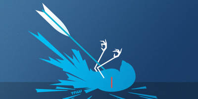 Twitter reports 0-percent user growth… but it isn't even close to dying