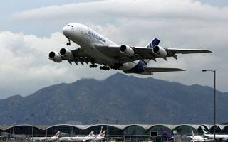 is the superjumbo nearing its end? airbus cuts a380 production again