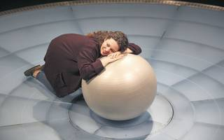 reason clashes with emotion in lucy kirkwood's latest play at the national