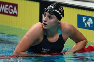 Swimming: Molly Renshaw into 200m breaststroke final