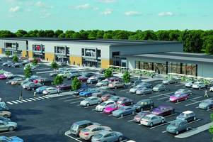 £32m Kingswood Retail Park expansion plans on hold