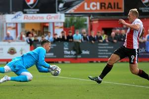 lee johnson discusses ivan lucic and the goalkeeper's prospects at bristol city