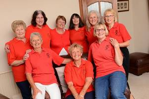 Ladybirds celebrate 25 years of hard work and charity