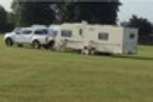 chelmsford travellers: this is when the travellers on boreham...