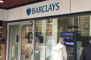 Barclays bank set to close Kilmarnock branch after seeing low and falling level of transactions