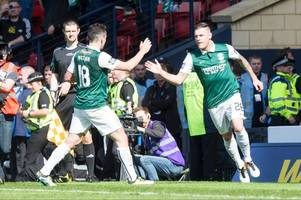 hibs star john mcginn would love anthony stokes to return to easter road as he's a big-time player