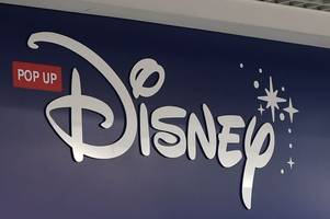 The Disney Store returns to East Kilbride three years after it shut its doors