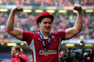 Wales Grand Slam hero reveals his best coach and team-mate as he starts new life after rugby
