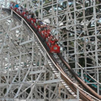 Final Days to Ride Georgia Cyclone Roller Coaster for Last Days of Summer at Six Flags Over Georgia