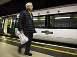Britain's most crowded trains revealed
