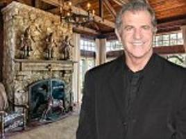 mel gibson's malibu mansion goes on sale for $21.3 million