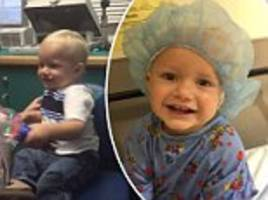 toddler with cochlear implants hears mom say 'i love you'