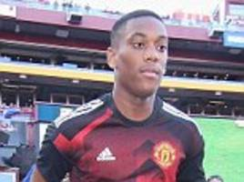 inter milan ask manchester united for anthony martial loan