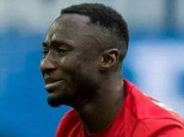 Liverpool end their interest in Leipzig's Naby Keita