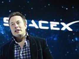 elon musk's spacex is now worth $21bn