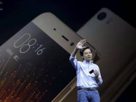 chinese phone maker xiaomi secured a $1 billion loan for its international and retail growth