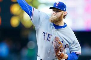 Orioles, Rangers resume wild-card chase