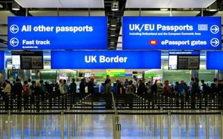 Freedom Of Movement Between The UK And EU To End With Brexit: British Government