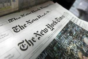New York Times on Why It Printed Scaramucci's Profanity: 'It Was Newsworthy'