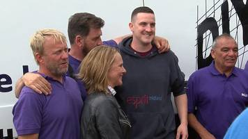 West Bromwich family helped by BBC makeover series