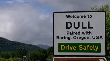 dull pairs with boring and welcomes bland