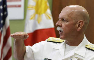i'd nuke china - us admiral confirms he'd launch missiles if trump ordered