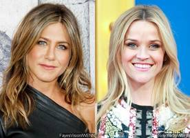Jennifer Aniston Returns to TV With Reese Witherspoon on Series About Morning Shows