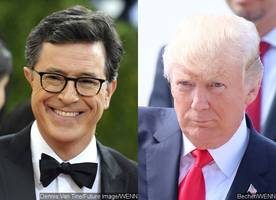 Stephen Colbert to Produce Animated Trump Series for Showtime. Get the First Look!