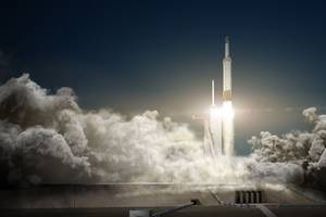 elon musk names yet another launch date for spacex's falcon heavy rocket