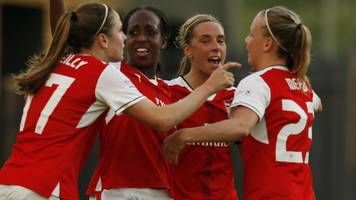 Women's Super League One : Arsenal drop 'Ladies' from name