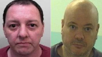 two sex offenders abscond from leyhill open prison