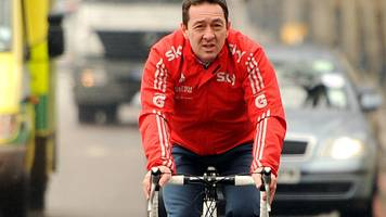 Chris Boardman appointed Manchester cycling tsar