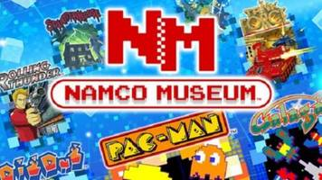 Namco Museum Collection Comes to the Nintendo Switch eShop Today