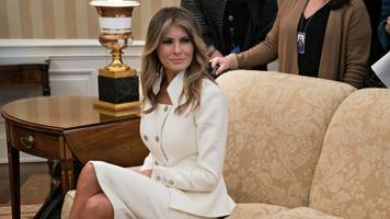 melania trump's first solo trip abroad as first lady is on the books
