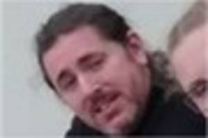police hunt for missing crediton man, have you seen gareth?