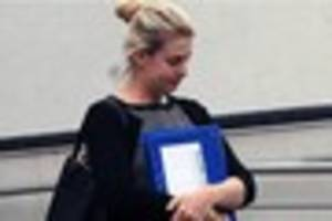 devon police officer denies perverting the course of justice by...