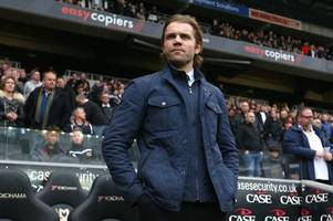 robbie neilson hopes to see leicester city stars in mk dons clash