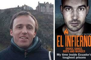 meet the man who spent nine years in a brutal ecuadorian jail and lived to tell his incredible story