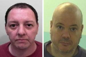 sex attackers on the run after escaping from hmp leyhill in south gloucestershire