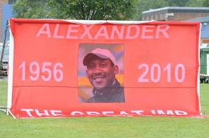 keith alexander youth tournament going from strength to strength