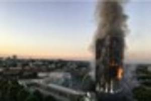 Housing association 'not planning to remove' Grenfell-style...