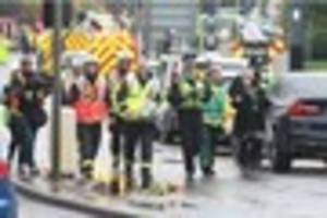 Firefighters talk about impact of Croydon tram crash for first...