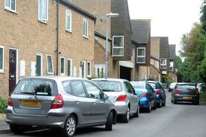 Cambridge North commuters parking outside nearby homes are making people angry