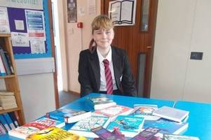 Students from William Allitt scoop top awards for their artwork and poetry